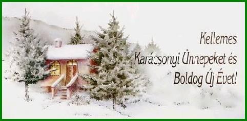 Békés Karácsonyt és Eredményekben Gazdag Boldog Új Évet Kívánok Minden Golfbarátnak!