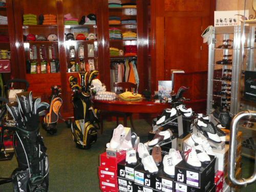 Pro Golf Shop